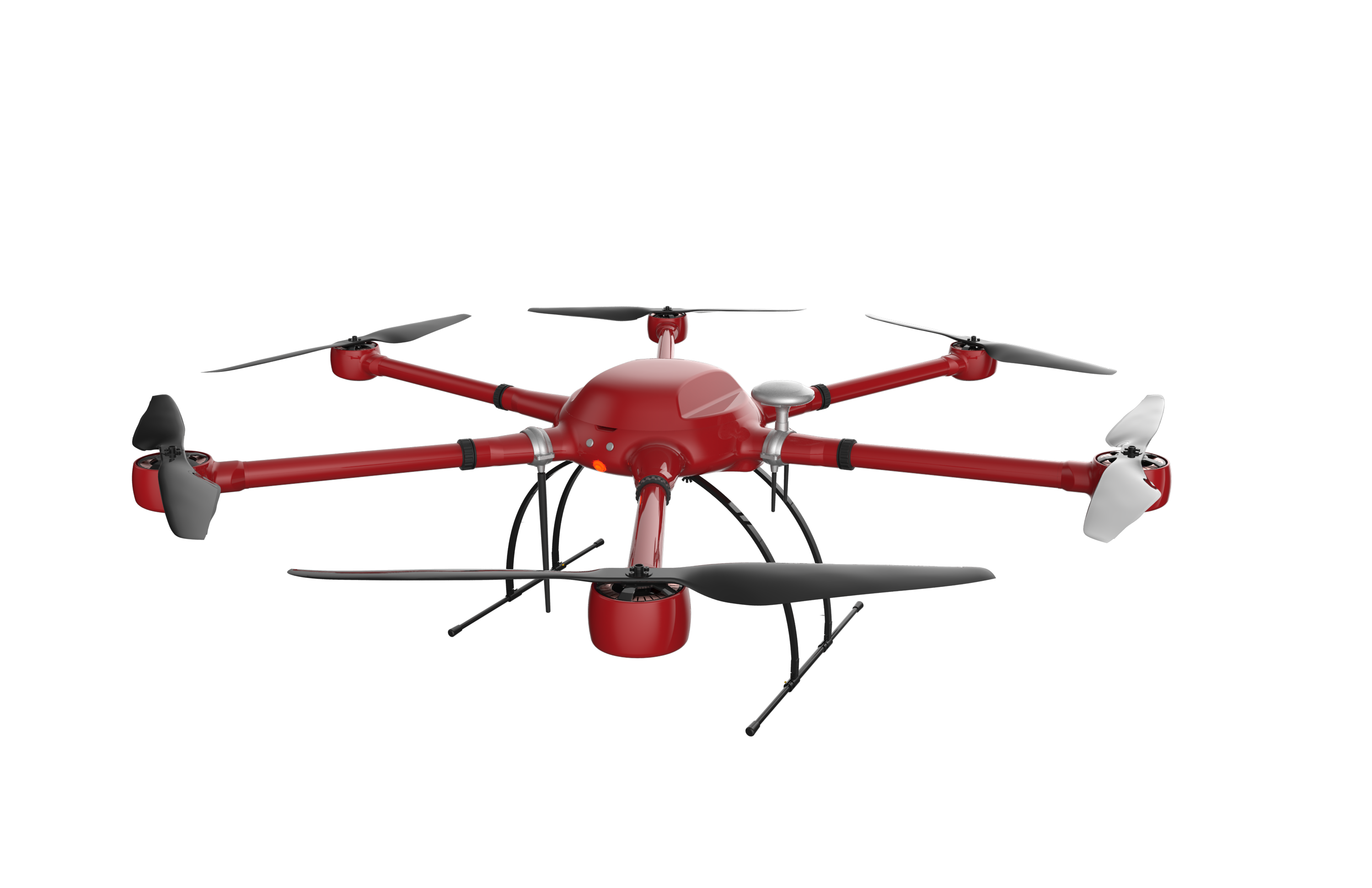Oil&gas inspection drone
