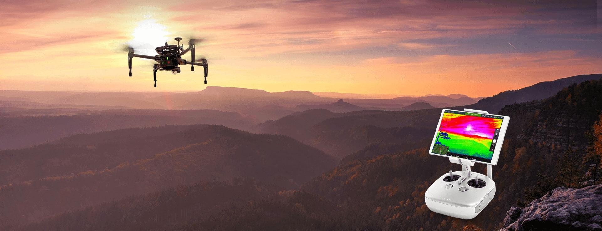 MMC Military drone