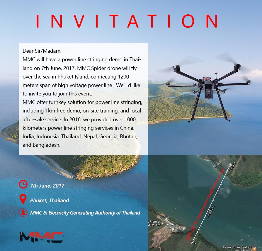 Thailand-Demo-Invitation